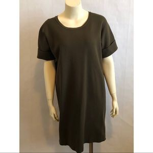 French Connection Knit T-Shirt Dress